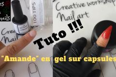 Amande-en-gel-sur-capsules-roses-on-the-nails