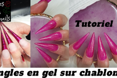 Comment-créer-un-ongle-en-gel-sur-chablon-tuto-Forme-stiletto-Roses-on-the-nails