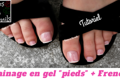 Comment-poser-du-gel-sur-les-pieds-Gainage-pieds-French-Tuto-Roses-on-the-nails