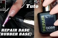 Rubber-base-Repair-base-Comment-faire-un-rallongement-pour-une-pose-en-vernis-semi-permanent-Roses-on-the-nails