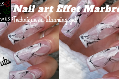 tuto-Nail-art-effet-marbré-Blooming-gel-Roses-on-the-nails